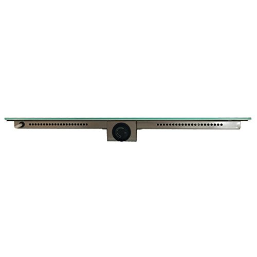 Infrarot Glasheizkörper 60x100cm 850 Watt Spiegel Bild 2*