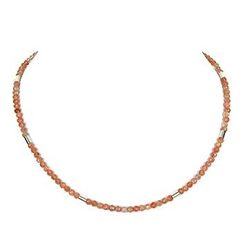 Sonnenstein Kette Halskette