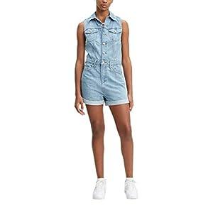 Levi`s Damen Jeans Jumpsuit Marian Romper 67682