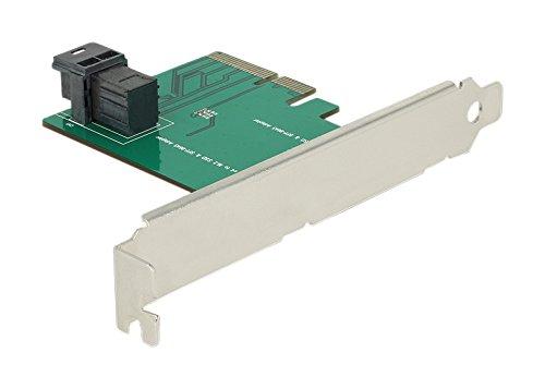 DELOCK PCI Express x4 Karte > 1 x intern SFF-8643 NVMe -