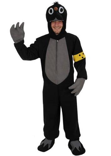 Depot Kostüm - Maulwurf offen Einheitsgrösse XXXL Kostüm Supersize Fasching Karneval Maskottchen für Personen bis 2,0 Meter