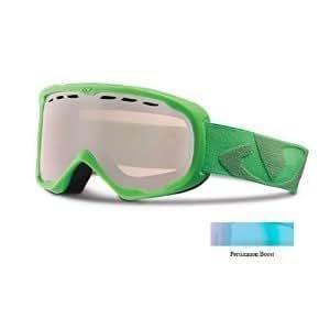 Giro 2014/15 Focus Winter Snow Goggles (Bright Green Icon - Persimmon Boost) by Giro