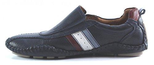 Pikolinos 15A-6044 Fuencarral Chaussures Mocassins homme Bleu - Bleu