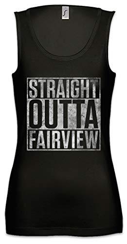 Gabrielle Tank (Straight Outta Fairview Damen Frauen Tank Top Shirt Größen S - XL)