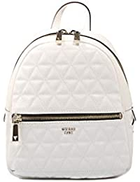 a9ebb1ea49 Guess, TABBI BACKPACK WHITE HWSG71 81320, zaino bianco per donna