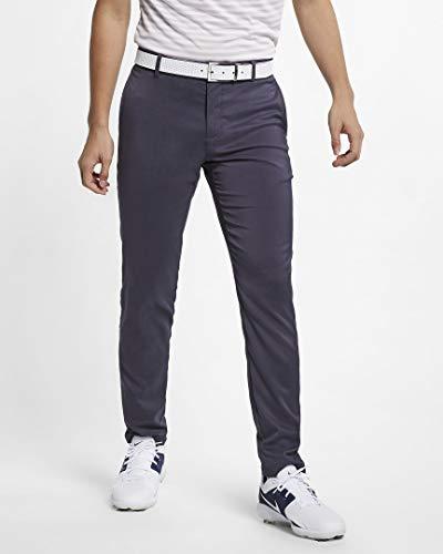 Nike Herren Flex Golfhose In Schmaler Passform, Grau (Gridiron), 34-32 -