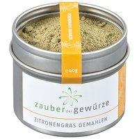 Zauber der Gewürze Zitronengras gemahlen, 35g von Zauber der Gewürze GmbH - Gewürze Shop