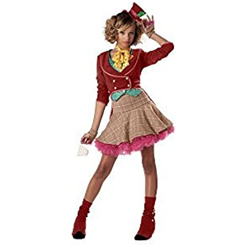 The Mad Hatter Costume - Teen Medium by California Costumes