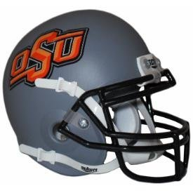 NCAA Oklahoma State Cowboys Collectible Alt 1 Mini Helmet, Matte