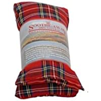 Hot Getreidekissen – Herbal Lavendel Duft, Hot & Cold Pack Fleece Tartan Red preisvergleich bei billige-tabletten.eu