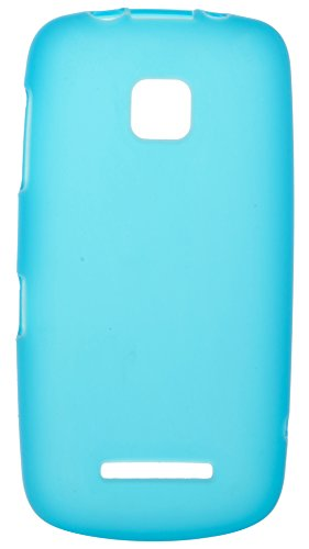 iCandy Back Cover for Nokia Asha 311 (Blue)  available at amazon for Rs.109