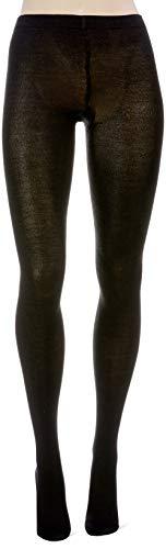 Wolford Damen Cashmere/Silk Strumpfhose, 70 DEN, Schwarz (Black 7005), Small -