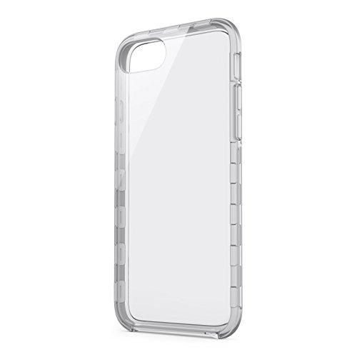 Weiß Sheer (Belkin Air Protect Sheer Force Pro Case Schutzhülle (geeignet für iPhone 7) weiß/transparent)