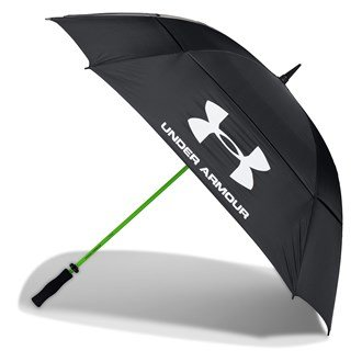 Under Armour Double Canopy Umbrella Black/Yellow...