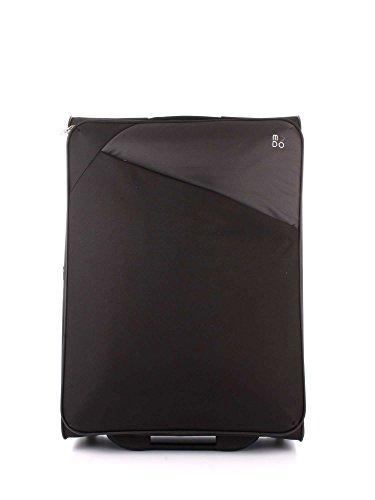 RONCATO linea MODO - Modello JUPITER Art. 424051 - TROLLEY GRANDE - CM. 73X51X30 - KG. 3,4 - LT. 108 (NERO)