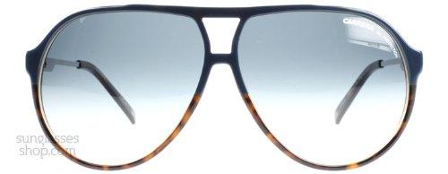 Carrera UTX JJ Blaues Havana Carrera 5 Aviator Sunglasses