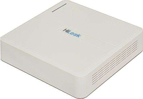 HiLook By Hikvision DVR-104G 4 Channel DVR Digital Video Recorder HD 2MP  1080P TVI/AHD/CVI/CVBS - White