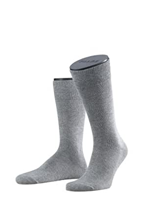 FALKE - Chaussettes Homme  - Gris (light grey) - FR : 47-50 (Taille fabricant : 47/50)