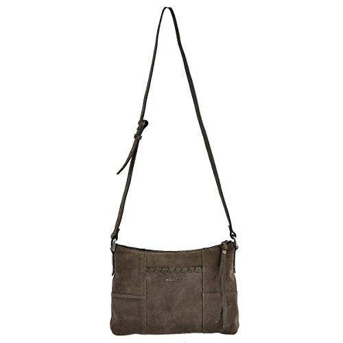 Marc O'Polo Damen 60717190801300 Crossbody Bag M Umhängetaschen, 29x22x6 cm Coffee