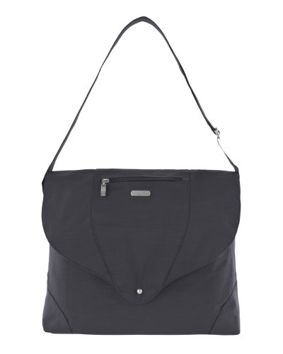 baggallini-neighborhood-messenger-gris-anthracite-taille-unique