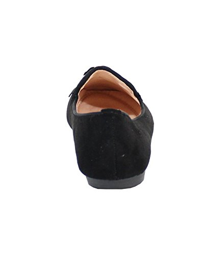 By Shoes Damen Ballerinas Schwarz