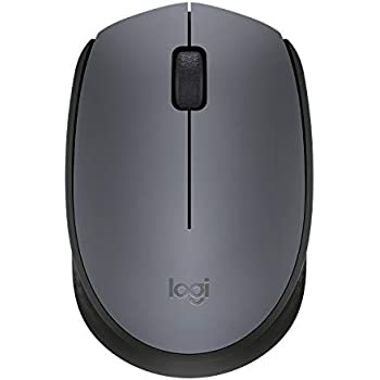 50eceb390ed Logitech M175 2.4 GHz Optical Wireless Mouse: Amazon.co.uk ...