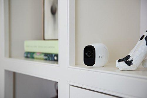 31Q%2BgRFOS5L [Bon Plan Amazon] Arlo Pro - Smart caméra de surveillance, Pack de 3, 720p, jour/nuit, grand angle 100% Sans Fils - VMS4330-100EUS