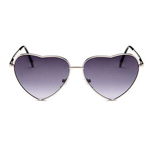 OULN1Y Sport Sonnenbrillen,Vintage Sonnenbrillen,Vintage Heart Sunglasses Women Candy Color Gradient Sun Glasses Outdoor Goggles Party