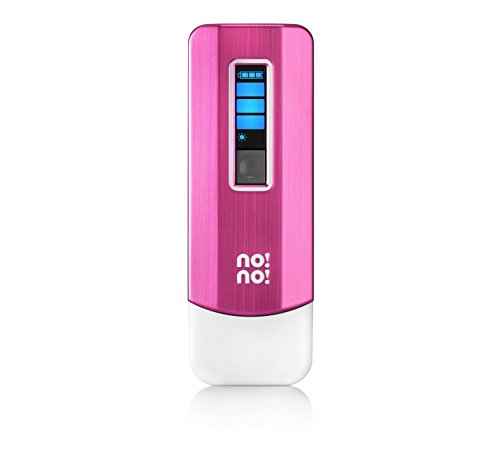 No!No! Pro Hair Removal Device for Face and Body, Pink