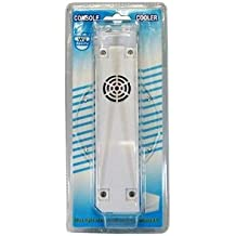 Base Ventilador Luminosa para Nintendo Wii Color Blanco