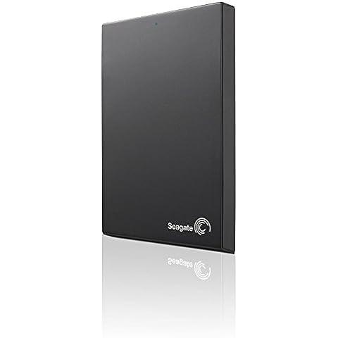 Seagate STBX1000201 - Disco duro externo de 1 TB (2.5