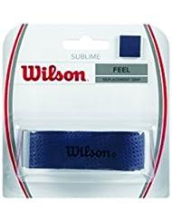 Wilson Unisex Basisgriffband Sublime, blau, 1 Stück, WRZ4202BL