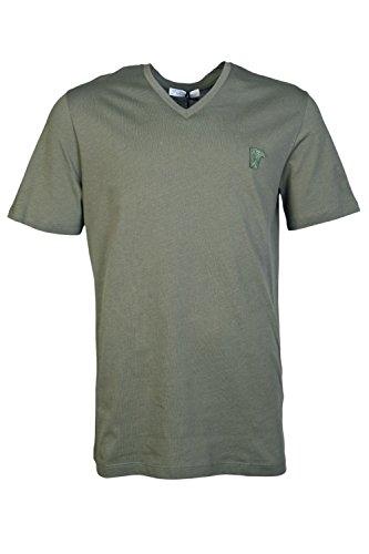 Versace Herren T-Shirt grün grün XXL Grün