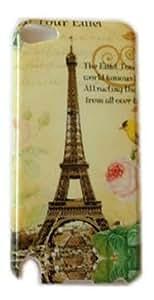 Coque iPod touch 5 Tour Eiffel
