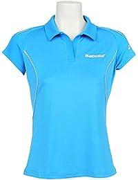 Babolat Polo Match Core Torso-Ropa para Mujer, Todo el año, Unisex,