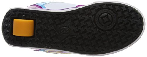 Heelys MOTION Chaussure 2015 white/fuschia/multi white/fuschia/multi