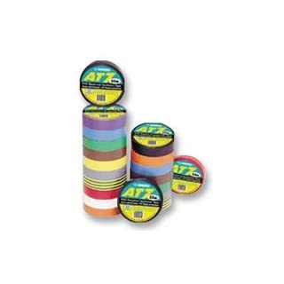 AT7 PVC INSULATION TAPE 19X10M 8/PACK 201174 By ADVANCE TAPES