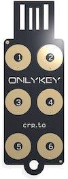 ONLYKEY - Sicher Passwort Manager und 2 Factor Token (U2F, yubikey OTP, Google auth) machen Passwort Hacking überholten