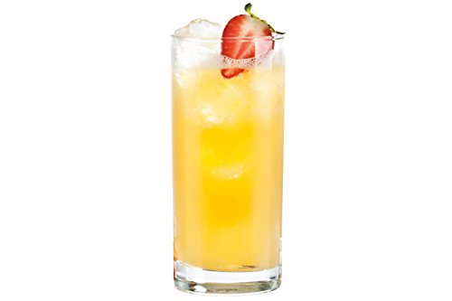 Durobor 378/30 Scotch boisson longue verre 290ml, 6 verre, sans repère de remplissage