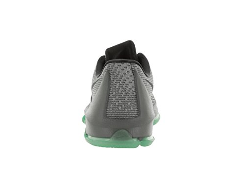 Nike  Kd 8, espadrilles de basket-ball homme Argenté / gris / noir / vert (argenté nocturne / étain profond - gris mélangé - vert)