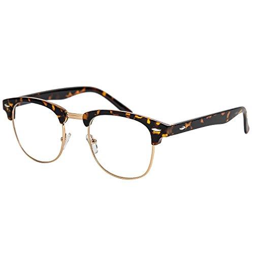Kiss Brillen in neutralen mod. DANDY Cult - optischen rahmen HIPSTER mann frau NERD vintage unisex - HAVANNA