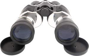Krevia Comet 20X50 Zoom 20X Prism Binocular Silver Film Coated Telescope Monocular with Pouch - 1pc