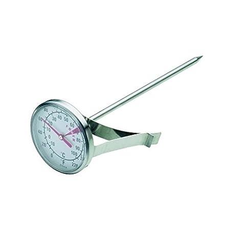 Thermomètre En Acier Inoxydable Pour Mousse De Lait by CASCACAVELLE