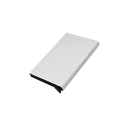 XMDZ Porte Cartes Titulaire Etui De La Carte Credit Bancaire Visite RFID Protection En