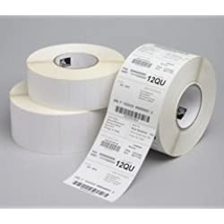 Zebra Z-Select 2000T Blanco - Etiquetas de impresora (Blanco, Transferencia térmica, 102 x 38 mm)