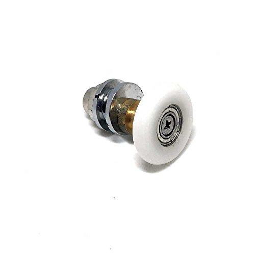 31Q cCdX%2BZL - Juego de ruedasguía para puerta de ducha, 25mm de diámetro, 8 unidades