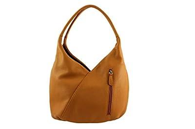 Sac a main cuir Naomi Made in Italie - Plusieurs Coloris - sac cuir femme naomi|sac a main naomi|sac cuir de jour|sac cuir camel naomi