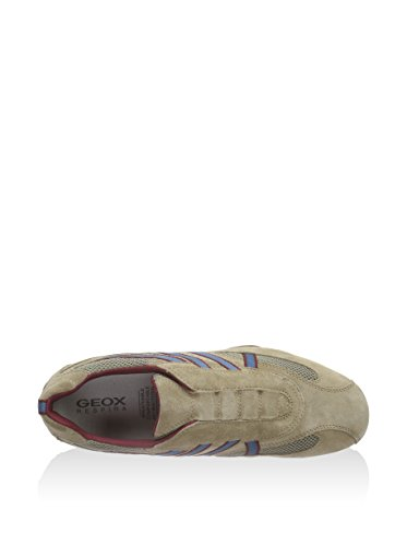 Geox Snake, Baskets Basses Homme Arena / Azul