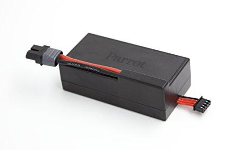 Parrot PF070250 Batteria a Lunga Durata per Disco, Nero