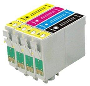 Prestige Cartridge Kompatibel Refillset T1285 Tintenpatronen mit Auto-Reset Chip für